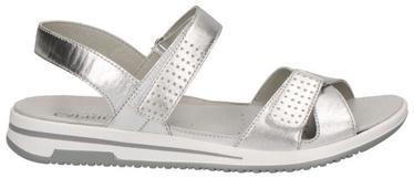 Basutės, Caprice Sandals 9/9-28600/22 Silver 37.5
