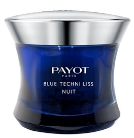 Крем для лица Payot Blue Techni Liss Nuit Blue Chrono-Regenerating Balm, 50 мл