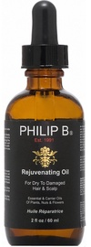 Matu eļļa Philip B Rejuvenating Oil For Dry To Damaged Hair & Scalp, 60 ml