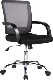 Home4you Work Chair Visano Black 27786