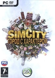 SimCity Societies Russian Version PC