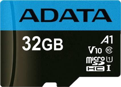 Mälukaart microSDHC 32GB C10 Premier ADATA