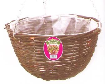 SN Flower Pot Ø30cm Brown NHB3112