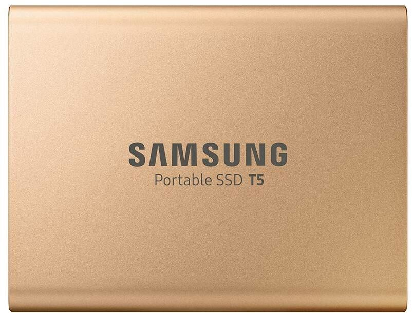 Samsung T5 SSD 1TB Rose Gold