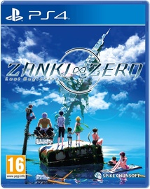 Игра для PlayStation 4 (PS4) Zanki Zero: Last Beginning PS4