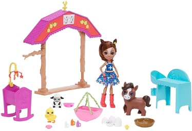 Lelle Mattel Enchantimals Barnyard Nursery GJX23