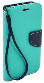 Telone Fancy Diary Bookstand Case Sony Xperia E4g Light Blue/Blue