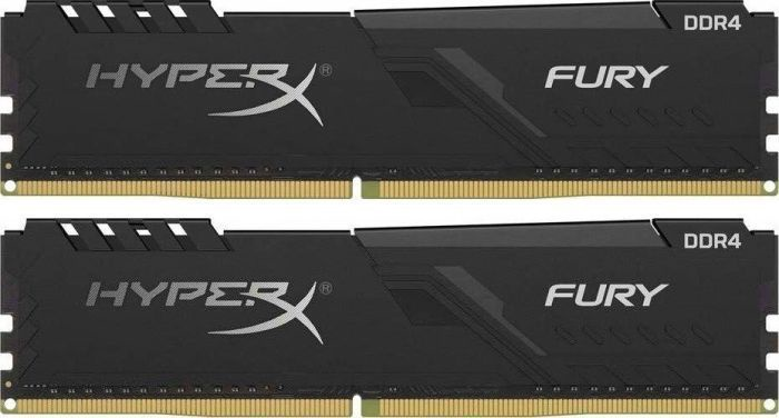 Operatīvā atmiņa (RAM) Kingston HyperX Fury Black HX436C18FB4K2/32 DDR4 32 GB
