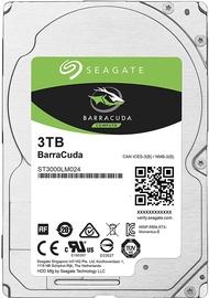 Seagate BarraCuda 3TB 5400RPM SATAIII 128MB ST3000LM024