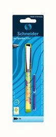 Schneider Patronenroller Inx Sportive Pen M Blue +2capsule