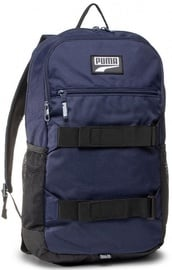 Puma Deck Backpack 076905 07 Navy Blue