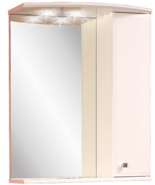 MN Deko 65 Bathroom Cabinet with Mirror Left
