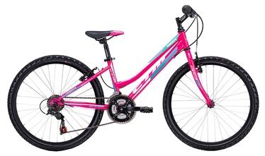 "Jalgratas CTM Mony 24"" Pink 19"