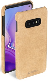 Krusell Broby Back Case For Samsung Galaxy S10e Brown