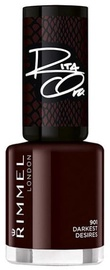 Rimmel London 60 Seconds Super Shine Nail Polish By Rita Ora 8ml 901