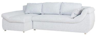 Угловой диван Bodzio Rojal Grey, левый, 258 x 145 x 73 см