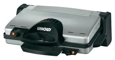 Unold Contact Grill 8555 Silver