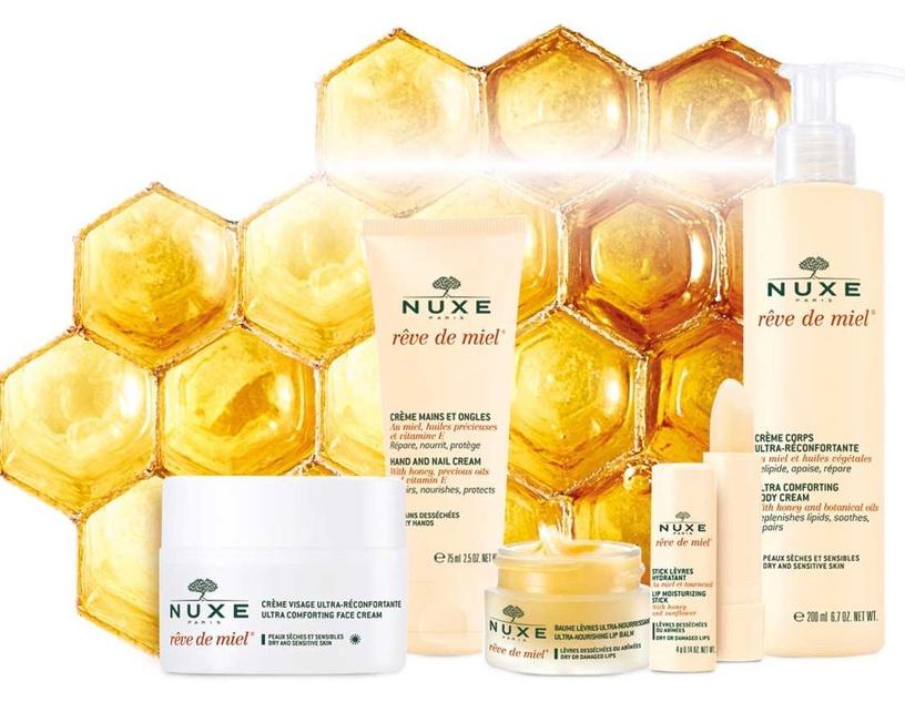 Nuxe Reve de Miel Hand And Nail Cream 50ml