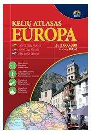 Kelių atlasas Europa
