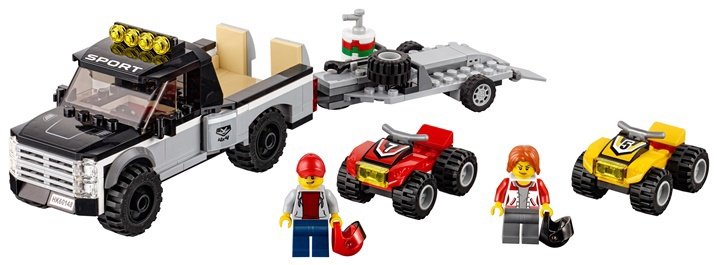 LEGO KONSTRUKTORS CITY