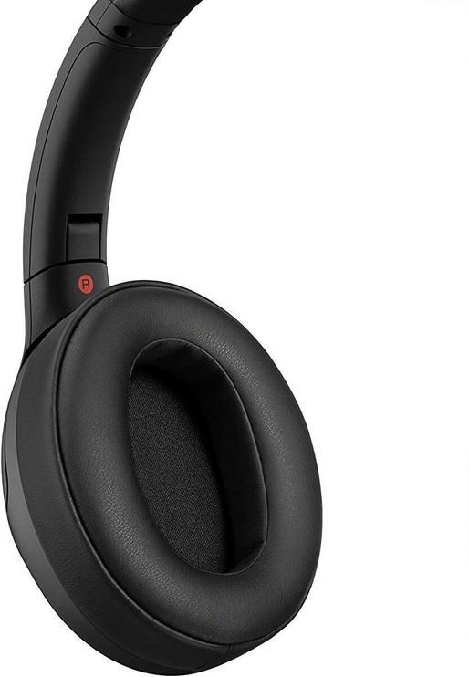Ausinės Sony WHXB900NB.CE7 Black, belaidės