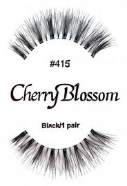 Cherry Blossom 100% Human Hair Eyelashes 415