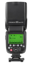 Quadralite Stroboss 60evo Flash Set For Canon