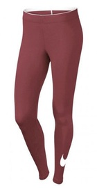 Nike Club Legging Logo 815997 897 Bordo XL