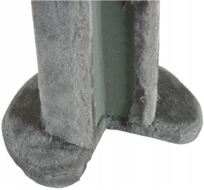 Zolux Basic Scratching Corner Post Grey