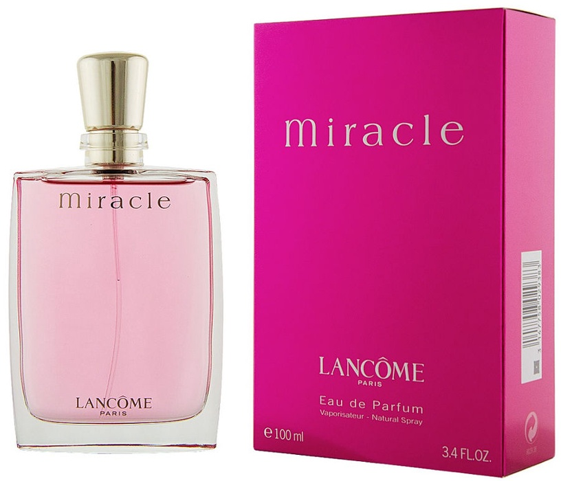 Kvepalai Lancome Miracle 100ml EDP