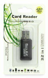 Mocco USB 2.0 Card Reader