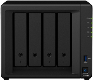 Synology DiskStation DS918+ 8TB Seagate Exos