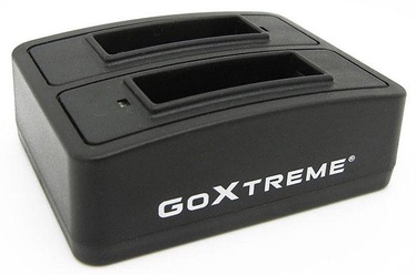 GoXtreme Dual Battery Charger Pio 01491