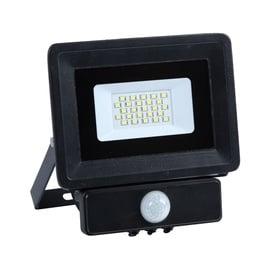 Lauko prožektorius su davikliu Okko E023ES, 20W, 4000K, LED