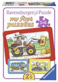 Puzle Ravensburger Mini My First 065738, 18 gab.