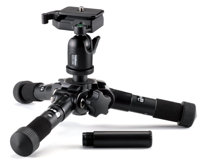 Velbon Ultra 353 Mini Q Tripod + QHD-33M Head