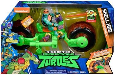 Playmates Toys Teenage Mutant Ninja Turtles Shell Hog With Michelangelo 82483