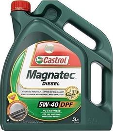 Castrol Magnatec Diesel DPF 5W/40 Engine Oil 5l
