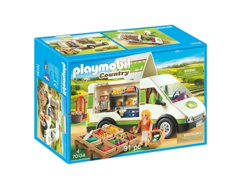 Constructor playmobil country 70134