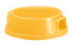 Record Bowl 22cm Yellow