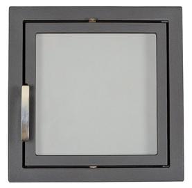 Kaminauks hall 1-klaasuks 501 410x410mm