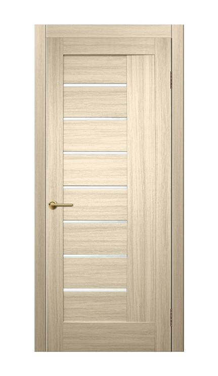 Vidaus durų varčia Felicia, balinto ąžuolo, 200x60 cm