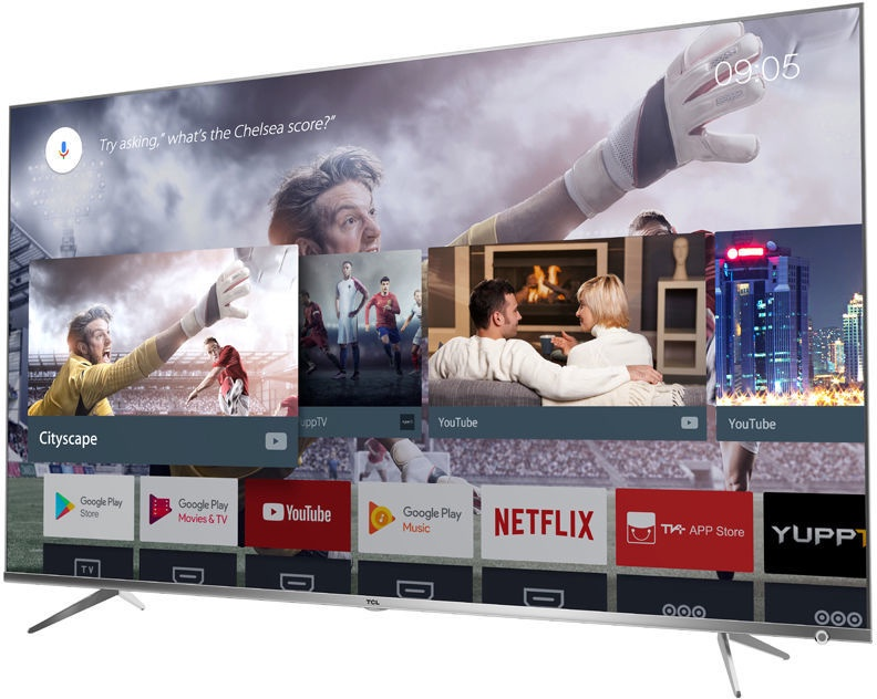 Televizorius TCL 55DP660