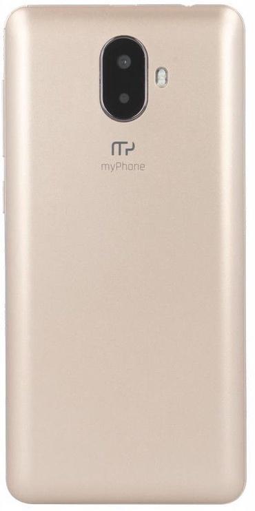 MyPhone POCKET 18X9 Dual Gold