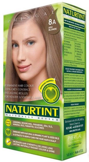 Naturtint Permanent Hair Color 165ml 8A