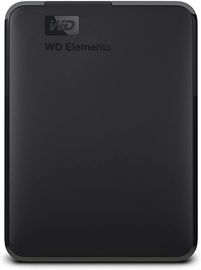 "Western Digital 2.5"" Elements Portable 5TB Black"