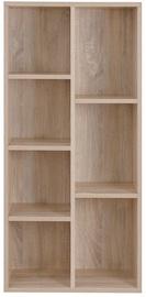 Plaukts Songmics Wooden, 50x24x106 cm