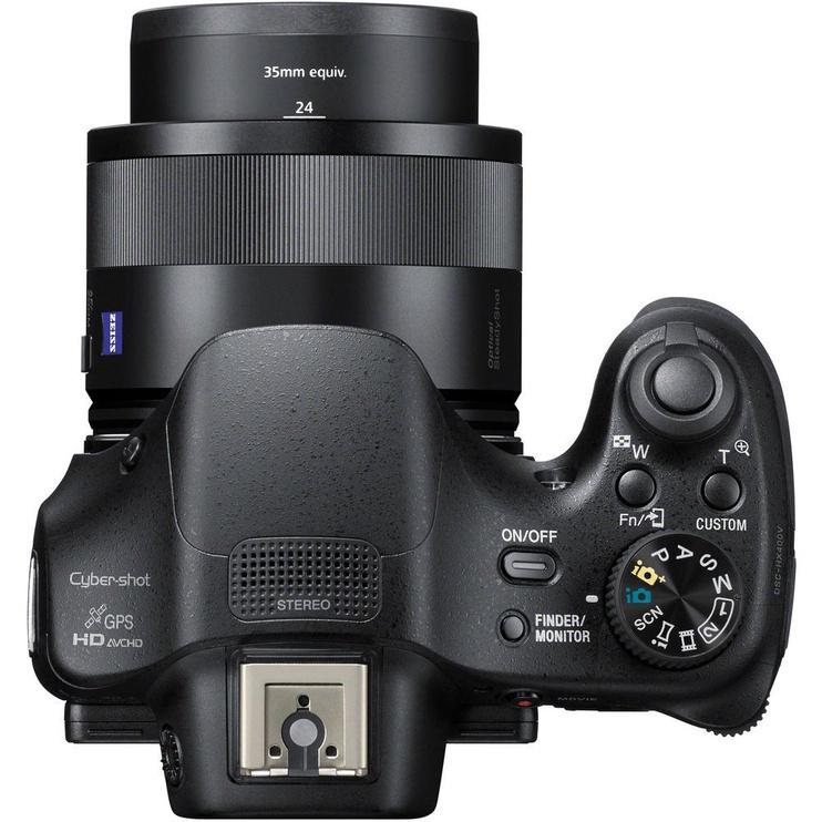 Sony Cyber-Shot DSC-HX400V Black
