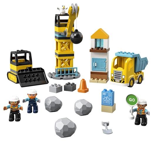 Конструктор LEGO® Town 10932 Шаровой таран