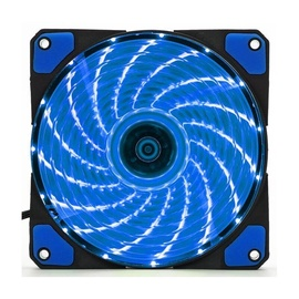 Gembird PC Case Fan With 15 LED Blue
